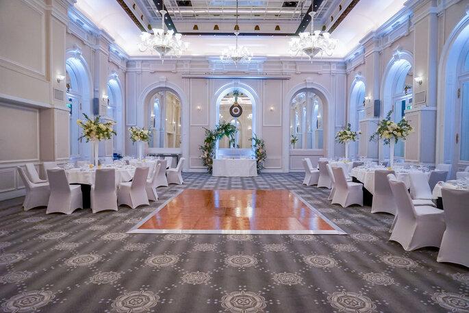 Hôtel Hilton Paris Opera - lieu de réception pour votre mariage à Paris - Salon Baccarat