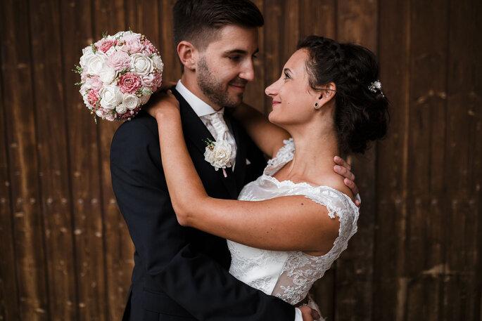 Tina und Maxim Hochzeitsfotografie