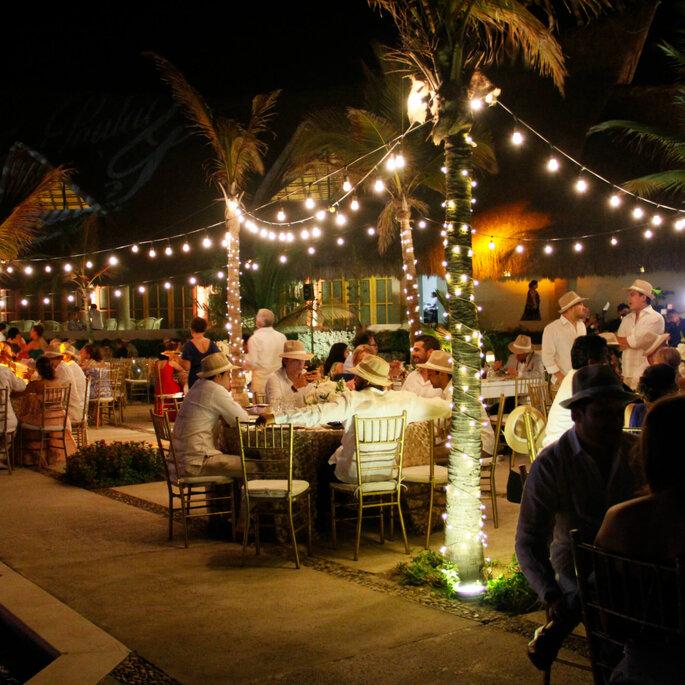 Ventajas de casarse al aire libre: ¡Te encantarán!