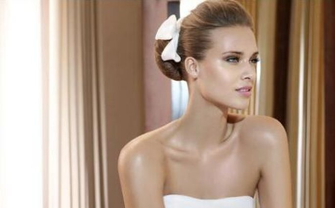 colección fascinante de vestidos de novia pronovias 2011