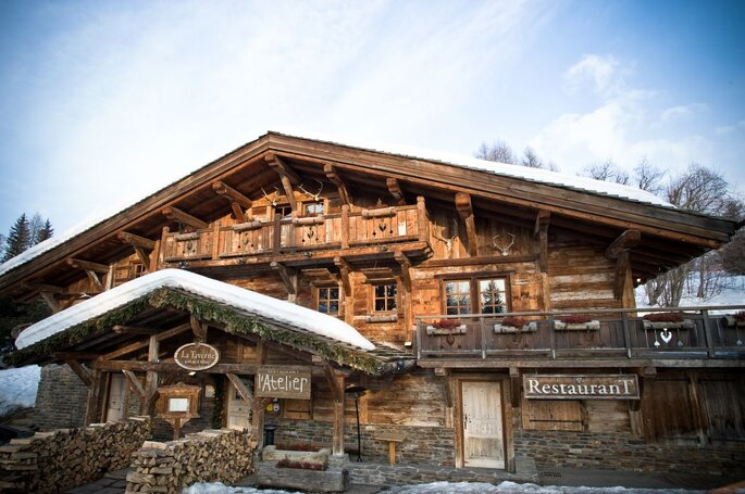 La Taverne du Mont d'Arbois