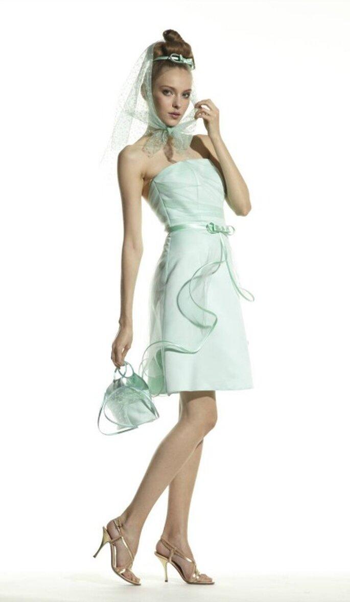 Robe de soirée Suzanne Ermann, modèle Izabela - Photo : Suzanne Ermann