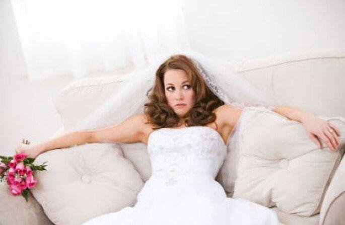 La mariée enrhumée