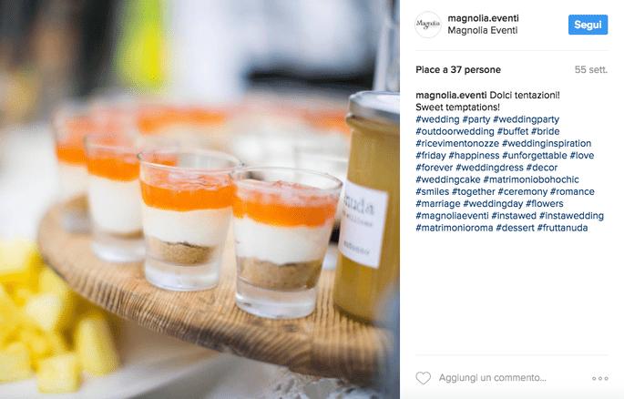 Foto via Instagram @magnolia.eventi