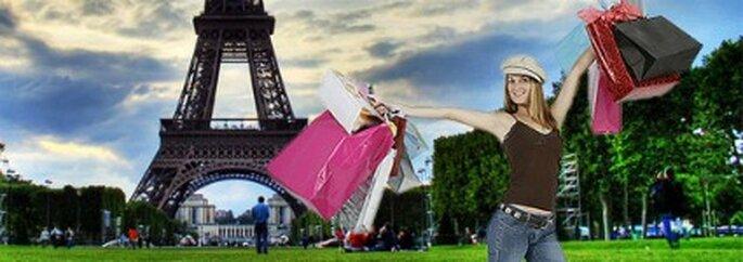 Shopping sotto la Tour Eiffel...esperienza magica!