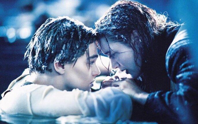 8 parejas del cine que se robaron nuestro corazón - Titanic