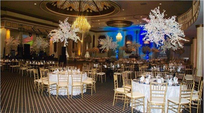Palacio Real salón para bodas Monterrey