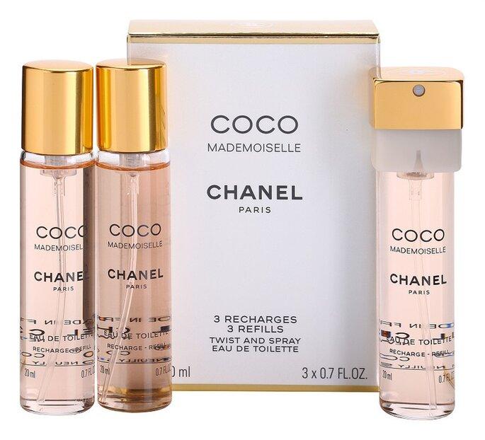 Chanel para novia en el día de boda