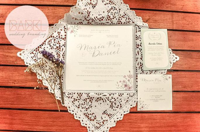 Foto: Babel Wedding Branding