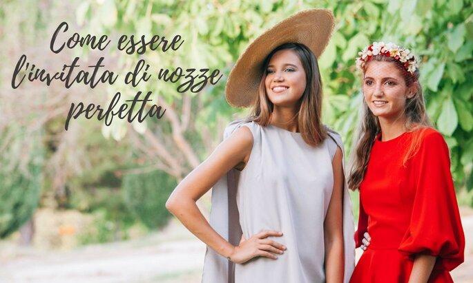 0b81678ab2d7 Come essere l invitata di nozze perfetta  Seguendo questi 5 passi