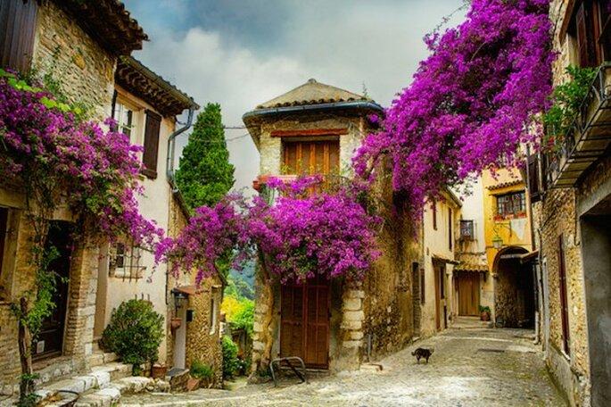 Los destinos de luna de miel más románticos - Shutterstock