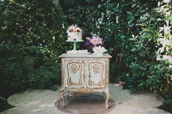 La boda vintage que te robará el sueño - Katie Pritchard
