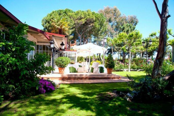 Jardín del Mesonero