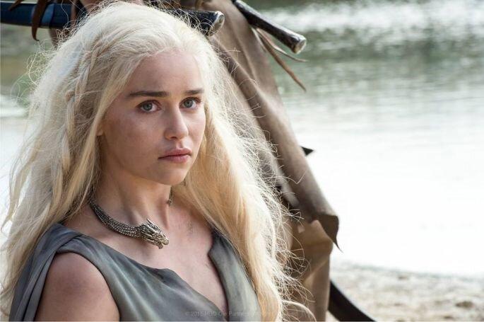 Credits: Daenerys & Drogo – Game of Thrones Fcebook official