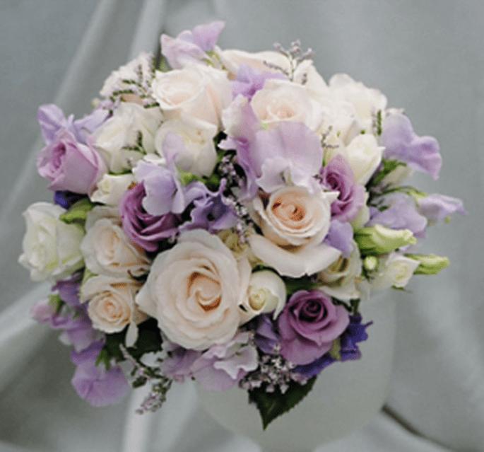 Bouquet misto dai colori pastello
