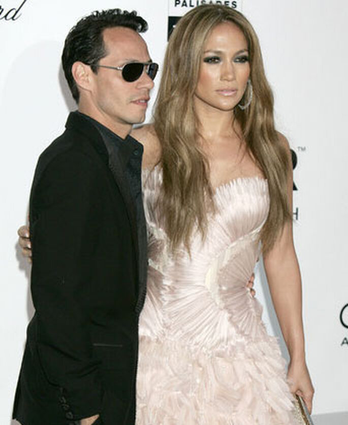 Jennifer Lopez en Roberto Cavalli - Cannes 2010