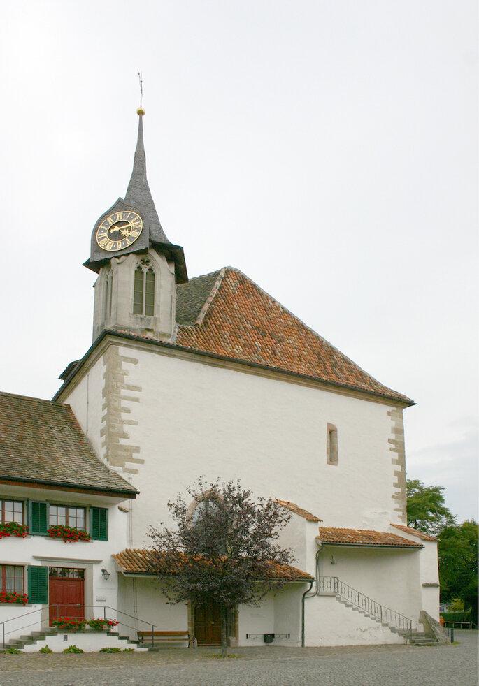 Reformierte Kirche Greifensee. Foto: Thomas Ter-Nedden