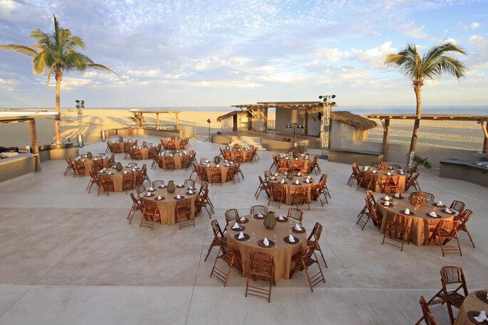 Banquete en Los Cabos