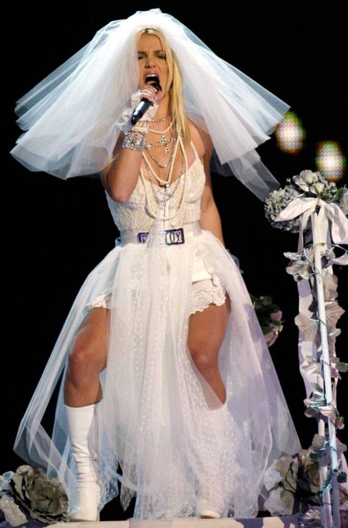 2003, en los Video Music Awards, MTV