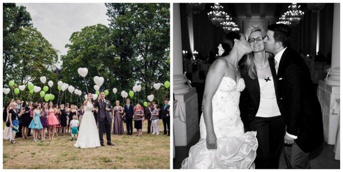 Unvergesslich Hochzeit feiern mit b*vents.