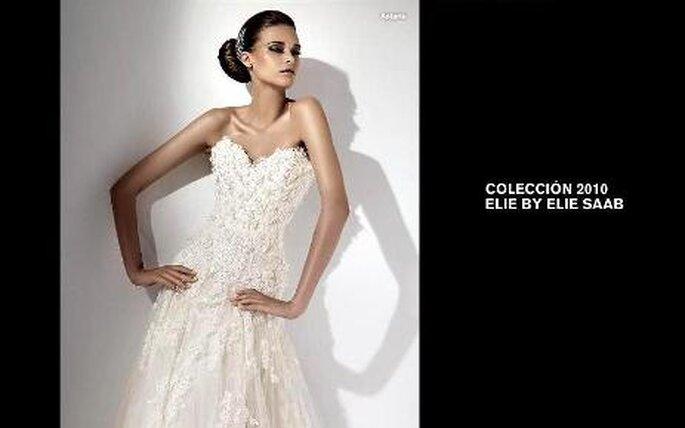 Colección de vestidos de novia Elie Saab 2010