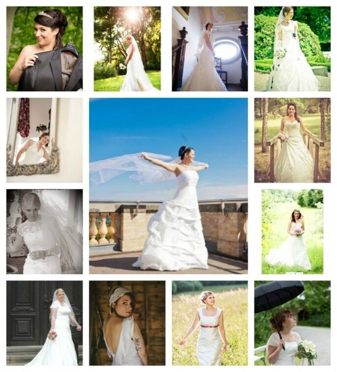 Die Braut des Sommers 2012 sponsored by Mydays