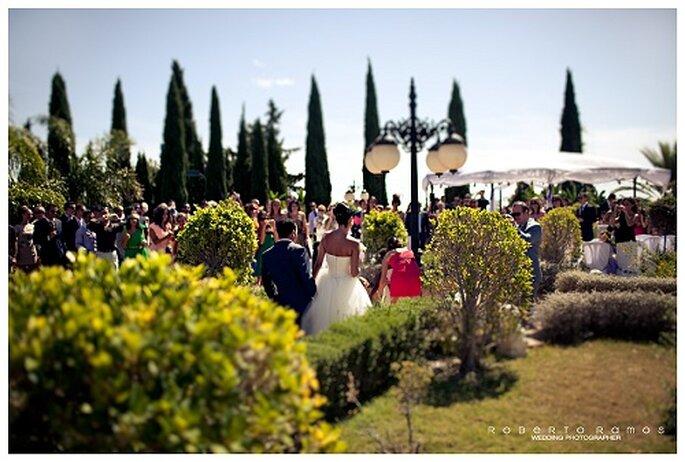 Hochzeitsfeier Im Eigenen Garten Romantisch Und Kostengunstig