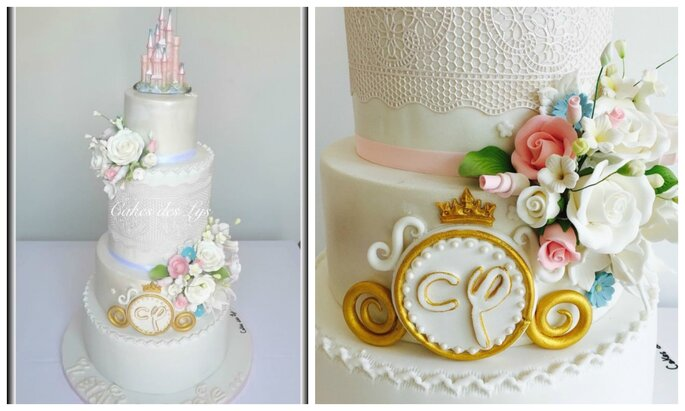 Cake des Lys