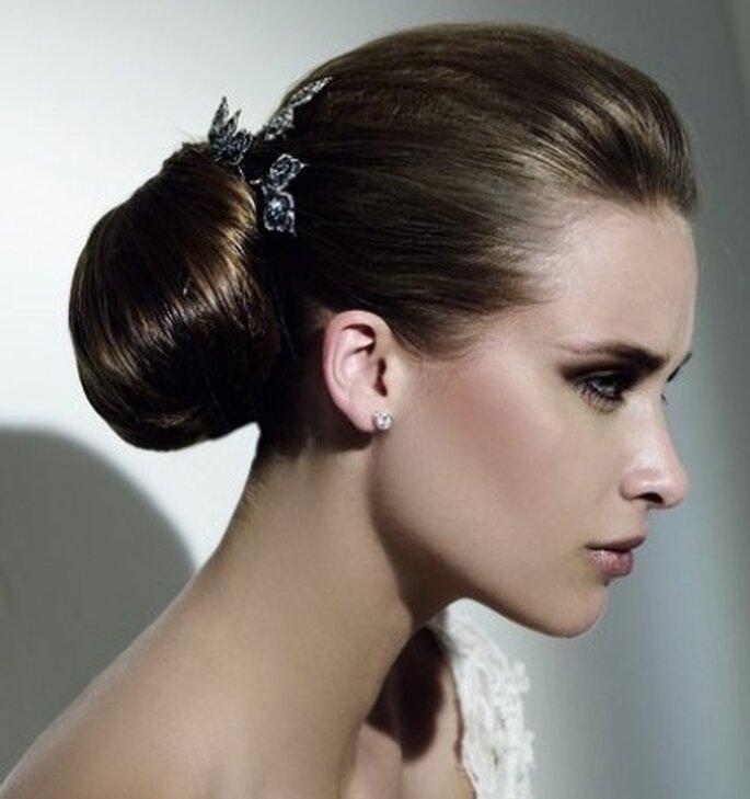 Peinados de novia 2011 - Pronovias