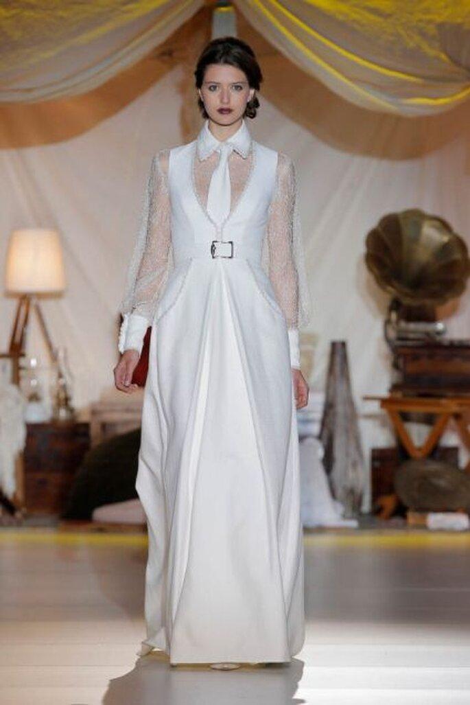 inmaculada garc a 2014 robes de mari e inspir e de la