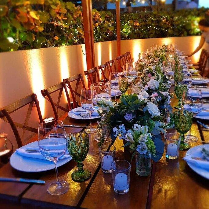 Alhelí, floristería y eventos decoración de bodas