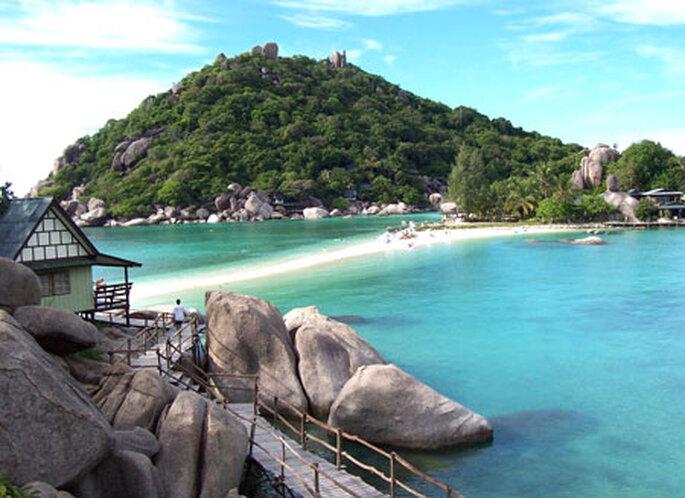 Les plages de rêve de koh-samui