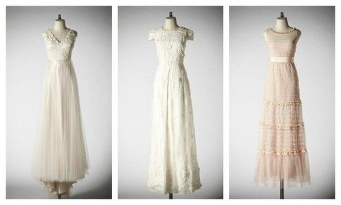 BHLDN Designer Collection: la collezione primavera 2013 vede infatti le firme di importanti stilisti internazionali. Foto: BHLDN