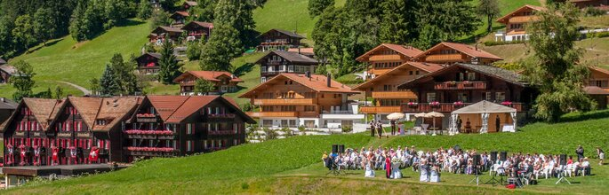 Foto:Romantik Hotel Schweizerhof / Swiss Alp Resort & SPA