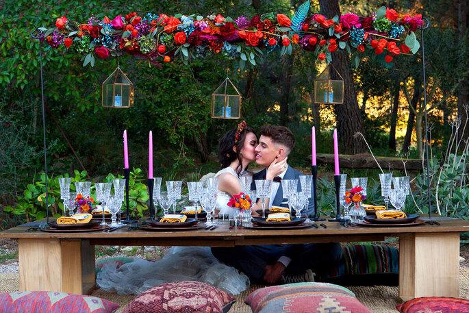 Happy Llama Events wedding planner Barcelona