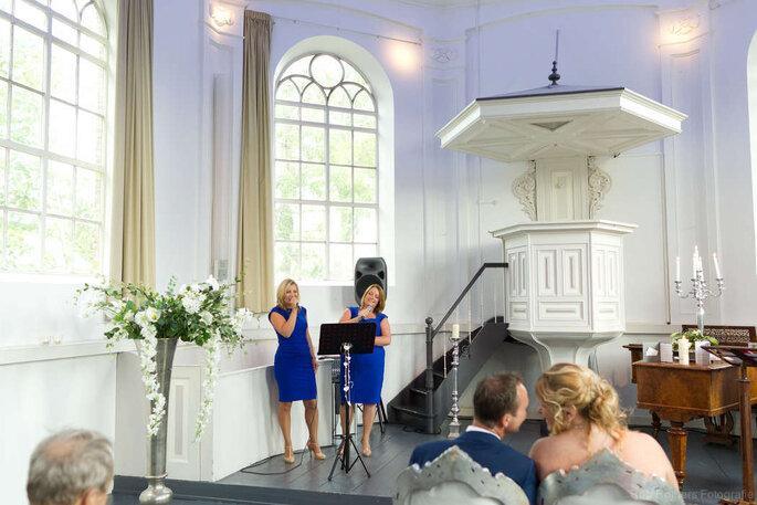 The Weddingsingers. Foto: Rob Rotgers Fotografie