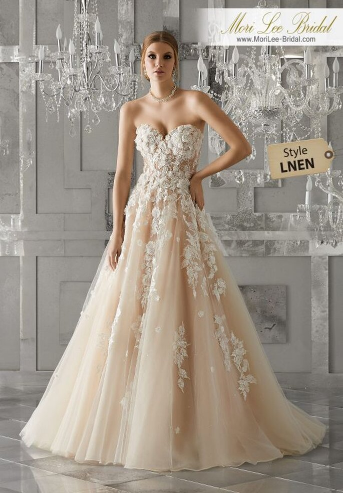 Foto: Mori Lee Bridal