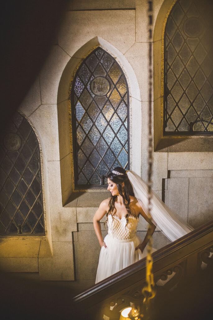 Ensaio da noiva