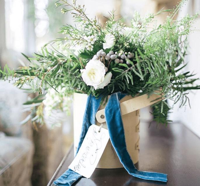 Bouquet da noiva, Aflore Mio.