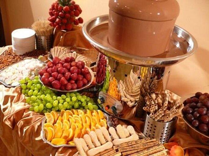 Klimatyzacja pozwoli na zachowanie walorów smakowych i estetycznych serwowanych potraw. Fot: Czokofon.pl