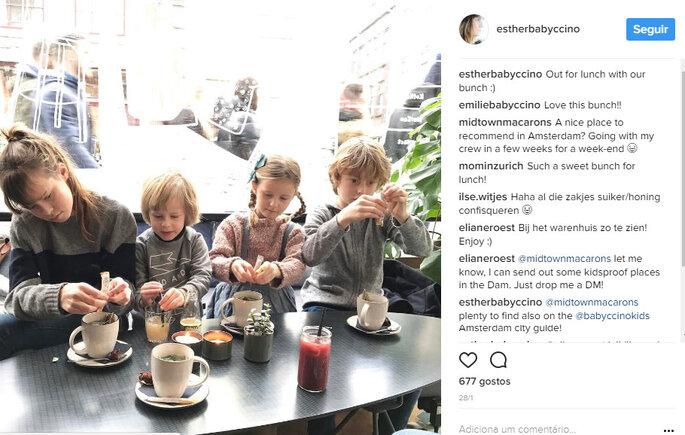 Instagram @estherbabyccino