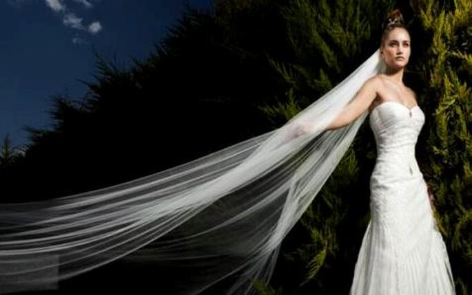 Colección de vestidos de novia Novissima 2011