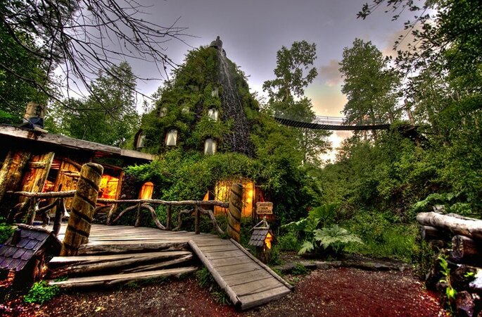 Magic Mountain Lodge Patagonia