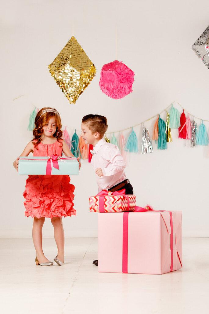Razones por las que sí deberías invitar niños a tu boda - Ashlee Raubach