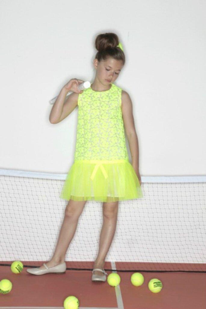 Collection Enfant Suzanne Ermann, modèle Rendez Vous - Photo : Suzanne Ermann