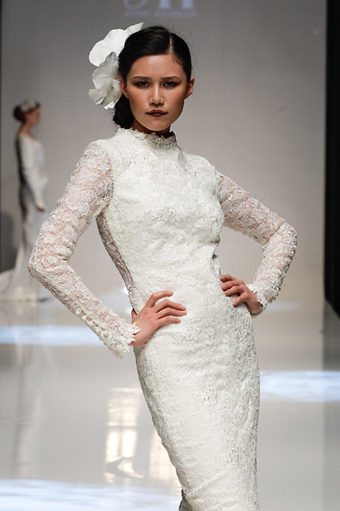 Wedding Dress 2014 At White Gallery London