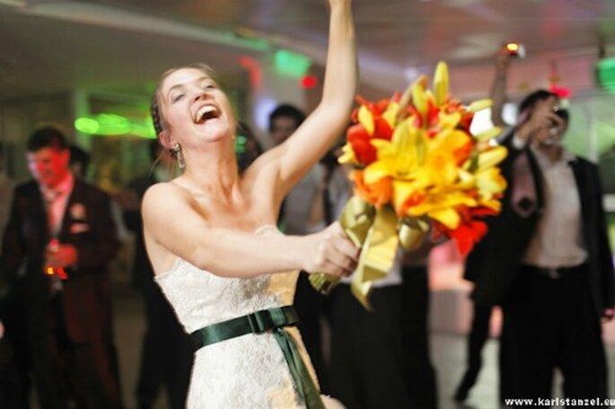 Faire moins que son age le jour de son mariage : le top ! Source: Karl Stanzelfam