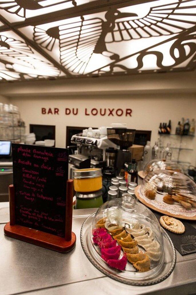 Bar du Louxor