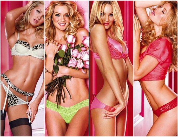 Victoria's Secret, colección de lencería para San Valentín 2012