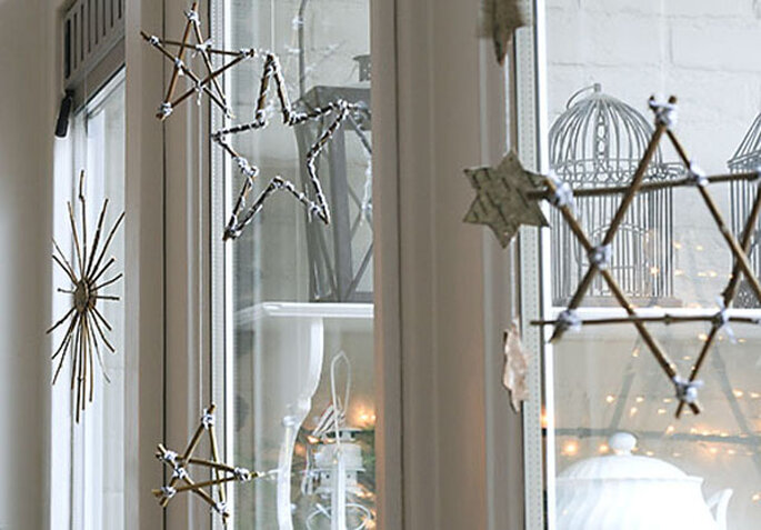 Decorazioni di natale hai gi scelto la tua - Decorare finestre per natale ...
